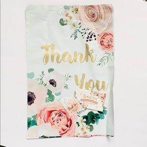 PACK of 20 - Poly Mailer Bags - Stickers - Cards